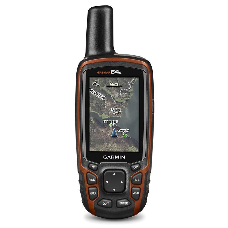 Garmin GPSMAP 64s Handheld GPS image number 5