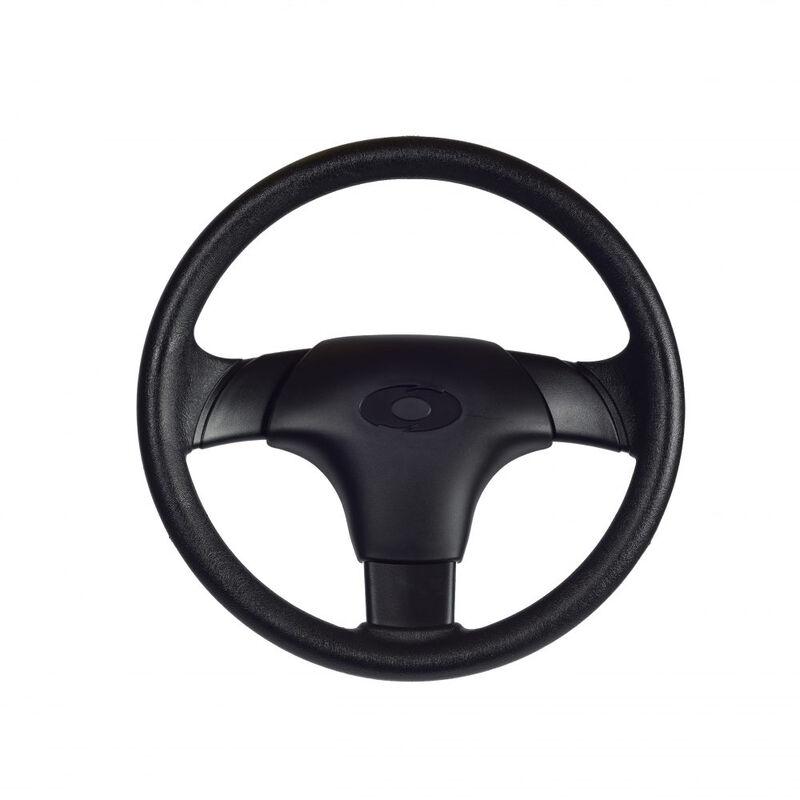 DetMar Viper Steering Wheel with Hard Grip Rim image number 1