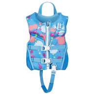 Full Throttle Child Hinged Rapid-Dry Flex-Back Vest