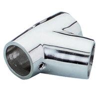 Whitecap Universal 60° Tee Rail Fitting, Stainless Steel