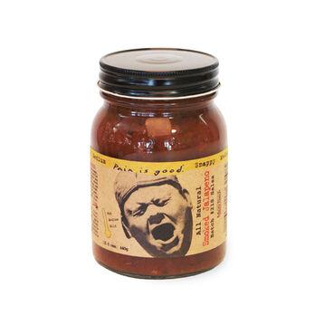Original Juan Batch #218 Smoked Jalapeno Salsa 15.5oz
