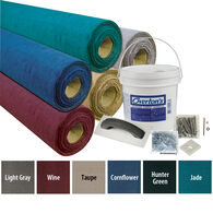 Overton's Sundance Carpet Kit, 8.5'W x 16'L