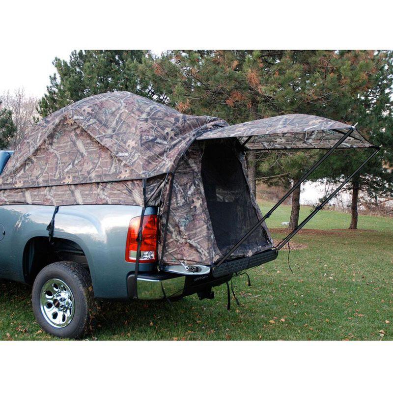 Napier Sportz Camo Truck Tent 57 Series, Full-Size Regular Bed image number 3