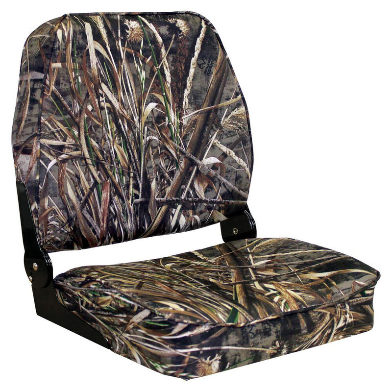 Wise Big Man Camo Boat Seat image number 4