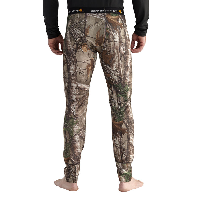 Carhartt Men's Base Force Extremes Cold Weather Camo Bottom<br /> image number 2