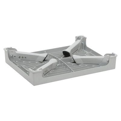 Heavy Duty Aluminum Platform Step Stool