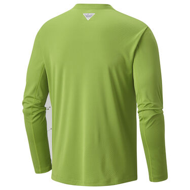 Columbia Men's PFG Zero Rules Long-Sleeve Shirt