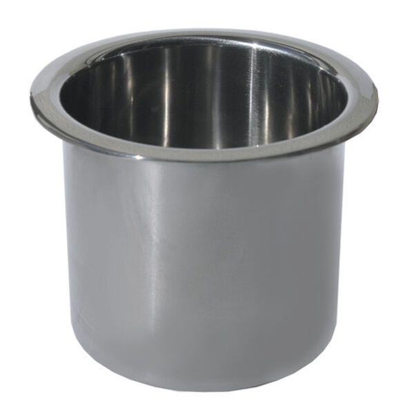 Stainless Steel Drink Holder, 3""