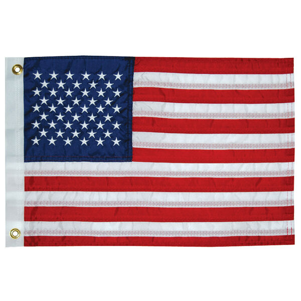 "Sewn American Flag, 30"" x 48"""