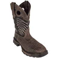 Durango Men's Maverick XP Waterproof Steel-Toe Western Work Boot