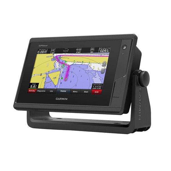 """Garmin GPSMAP 742 7"""" Touchscreen Chartplotter With No Sonar"""