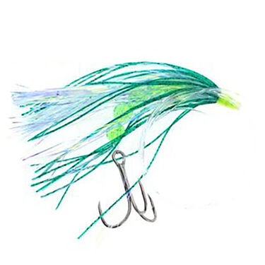 "Rapture 4"" Trolling Fly Rig"