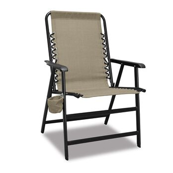 XL Suspension Folding Chair