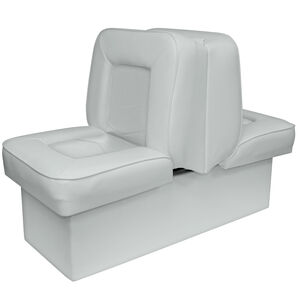 Overton's Standard Bucket-Style Back-To-Back Lounge Seat