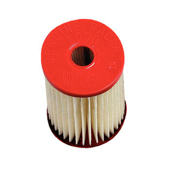 Turbine Series Red Replacement Element, Model 200FG