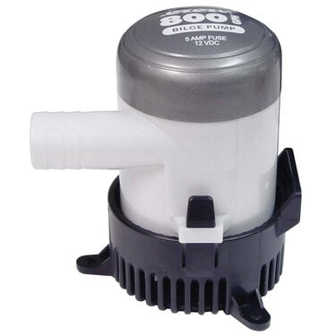 SeaSense Solid State Sensing Bilge Switch And 800 GPH Bilge Pump