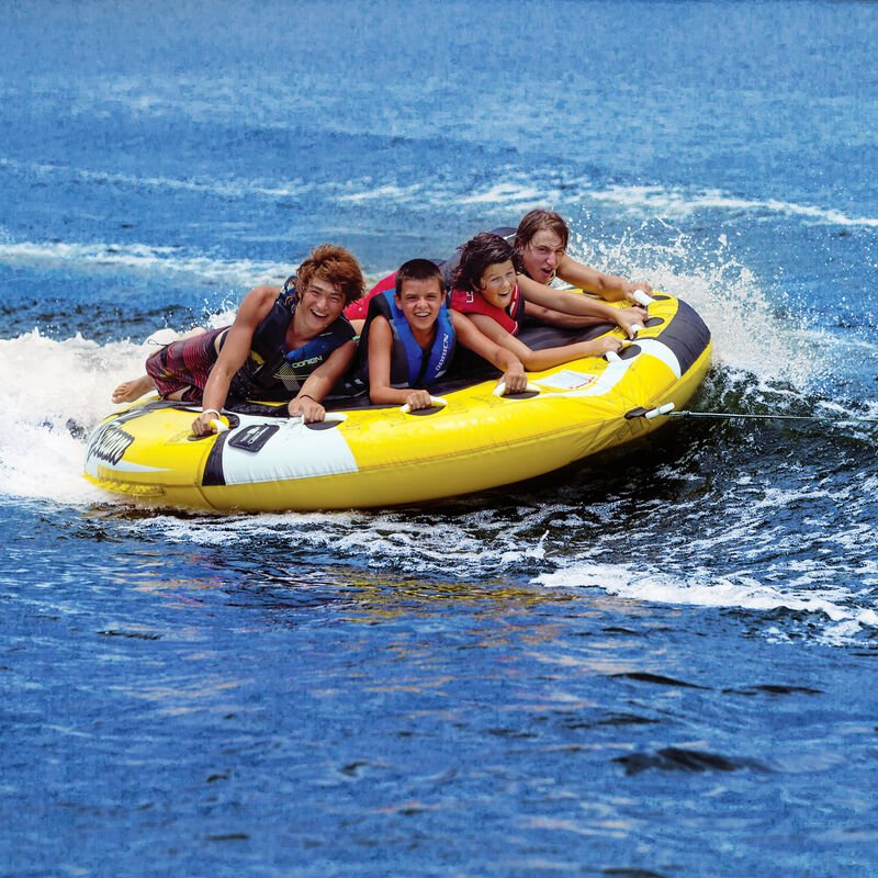 O'Brien X-Screamer 4-Person Towable Tube image number 2