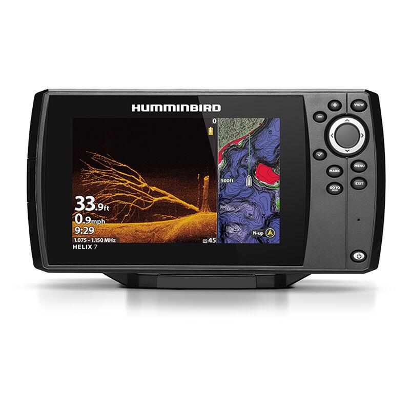 Humminbird Helix 7 CHIRP MEGA DI GPS G3N Fishfinder Chartplotter image number 1
