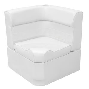 Toonmate Deluxe Radius Corner Section Seat - TOP ONLY