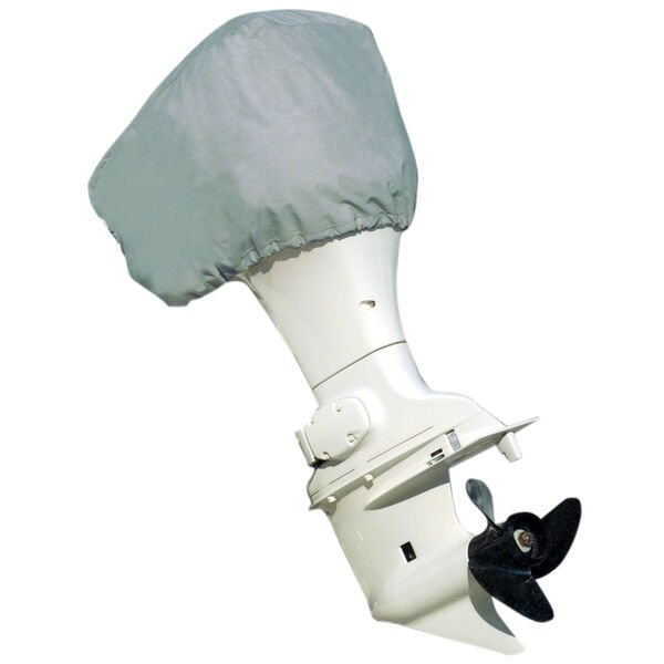 """Covermate Outboard Motor Cover, 30""""D x 16""""W x 21""""H"""
