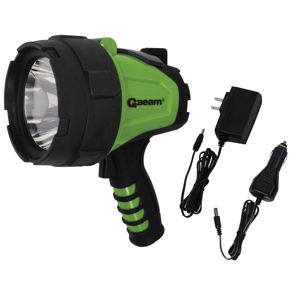 Q Beam Led 5 Watt Rechargeable Spotlight Overton S