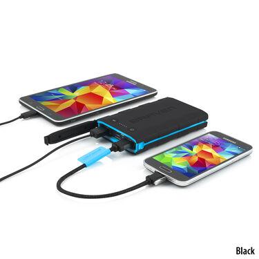 BRV-Bank Ultra Rugged Backup 6000mAh Battery