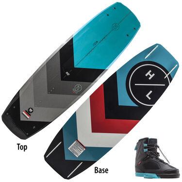 Hyperlite Murray Wakeboard With Team X Bindings