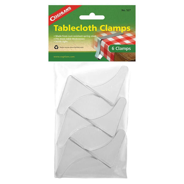Coghlan's Tablecloth Clamps