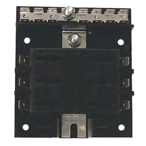 Sierra Six Gang ATO/ATC Fuse Block, Sierra Part #FS40420