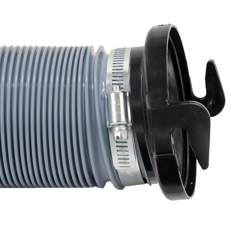 """Straight 3"""" Hose Adapter image number 1"""