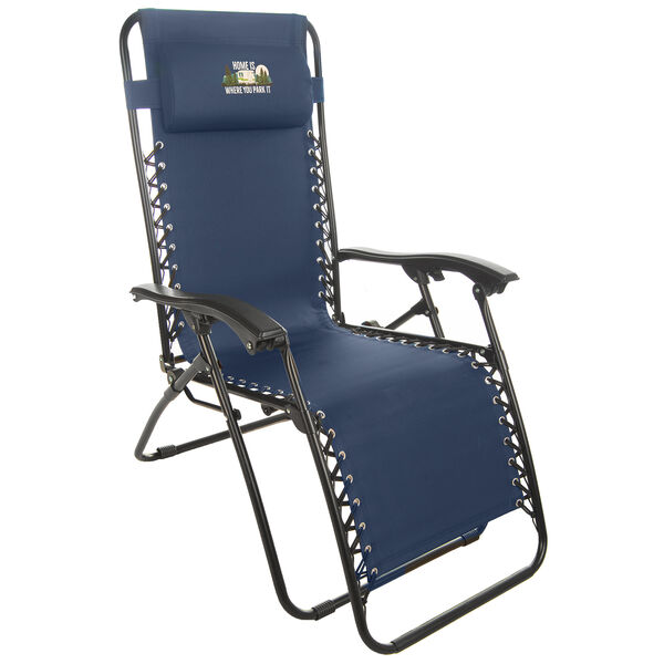 Home Is Where You Park It Zero Gravity Recliner