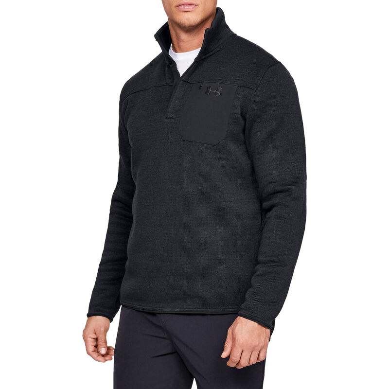 Under Armour Men's Specialist 2.0 Long-Sleeve Henley image number 1
