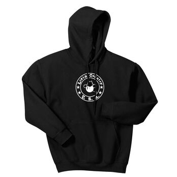 Livin' Country Men's Logo Pullover Hoodie