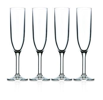 Drinique Champagne Flute, 6 oz.