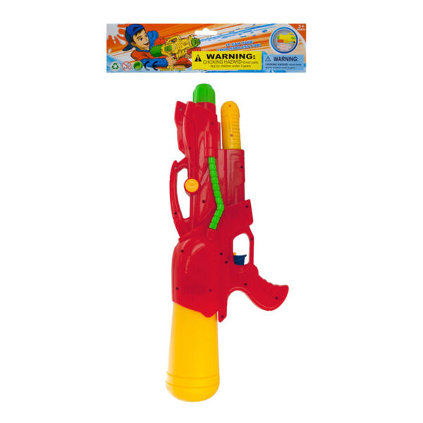 Super Pump-Action Water Gun