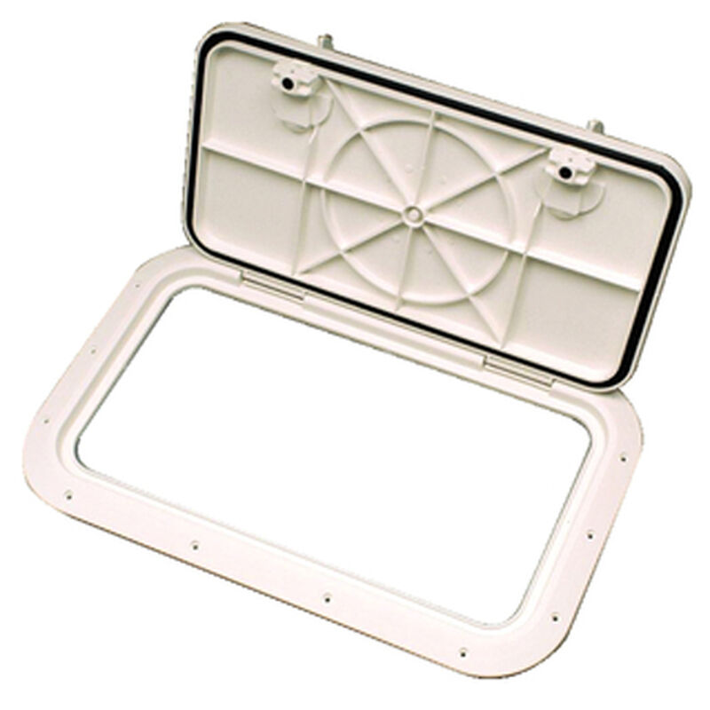 Molded Low-Profile Hatch image number 1