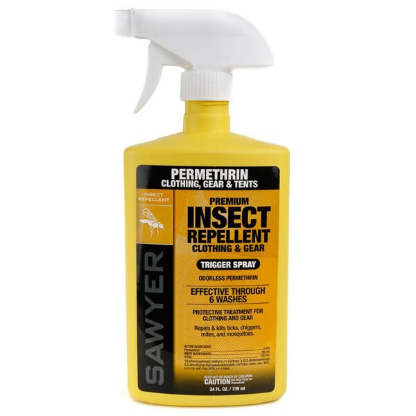 Sawyer Permethrin Insect Repellent Treatment, 24 oz.