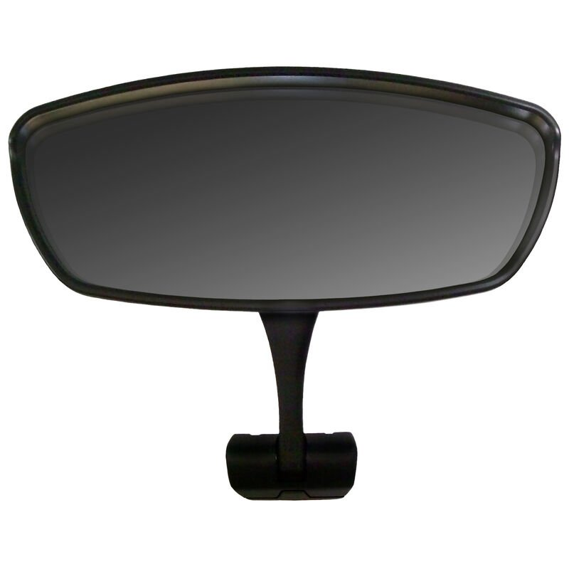 CIPA Wave Marine Mirror With Deluxe Mounting Bracket image number 1