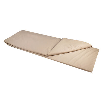 Adult Luxury Duvalay™ Sleeping Pad for Disc-O-Bed® XL, Cappuccino