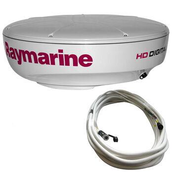 Raymarine RD424HD 4kW Digital Radome