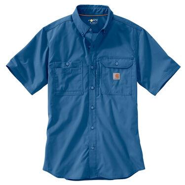 Carhartt Men's Force Ridgefield Solid Short-Sleeve Shirt