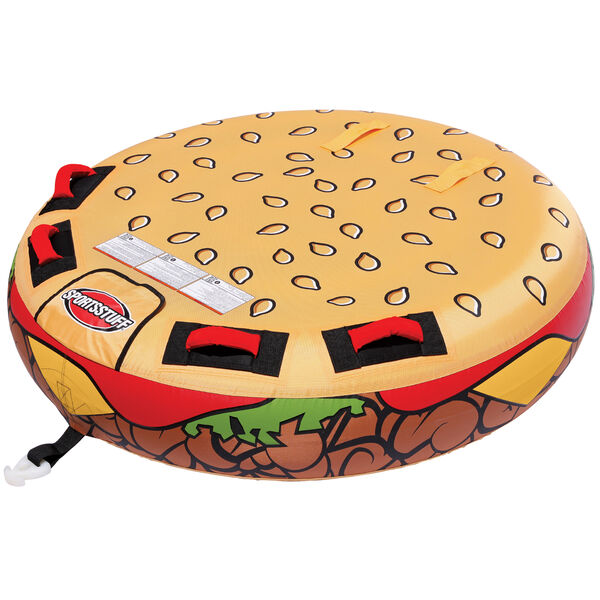Sportsstuff Cheeseburger 2-Person Towable Tube