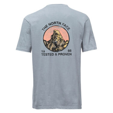 The North Face Men's Woodcut Short-Sleeve Tee