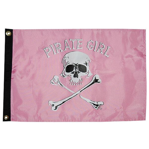 "Pirate Girl Pink, 12"" x 18"""