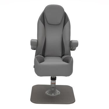 Taylor Made Platinum Series High Back Recliner Pontoon Helm Seat