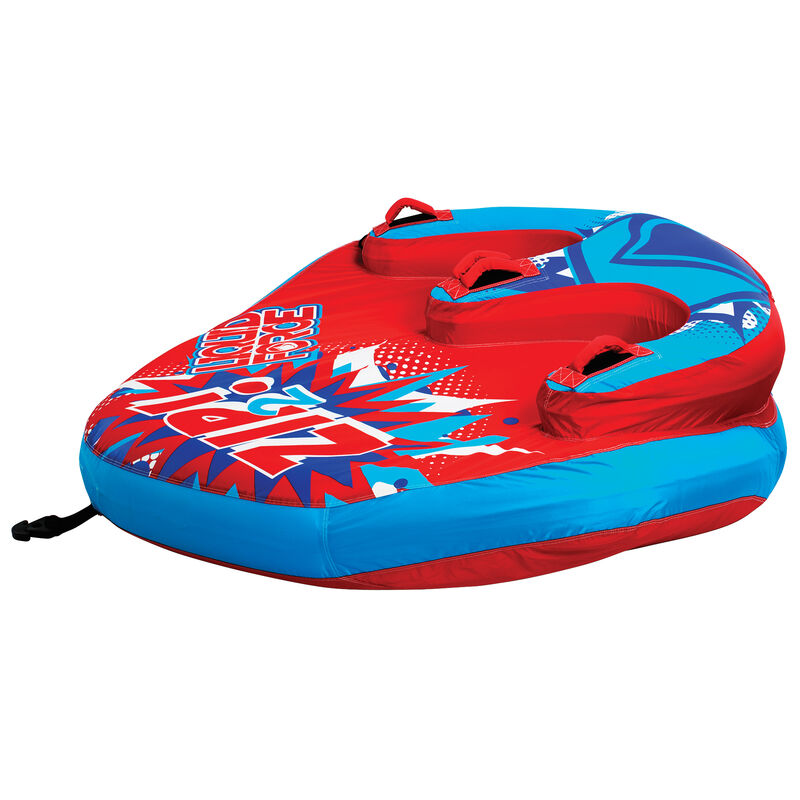Liquid Force Zip 2-Person Towable Tube image number 1