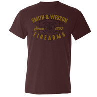 Smith & Wesson Men's Vintage Shield Short-Sleeve Tee