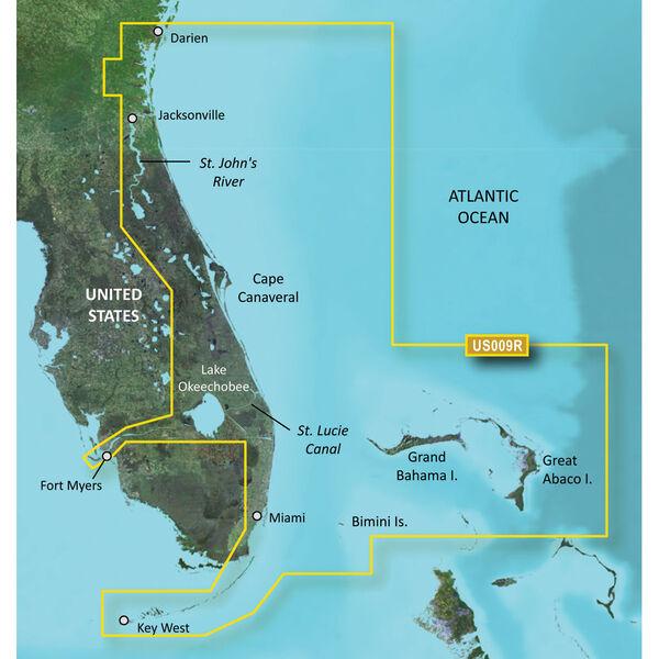 Garmin g2 Vision BlueChart - Jacksonville to Key West