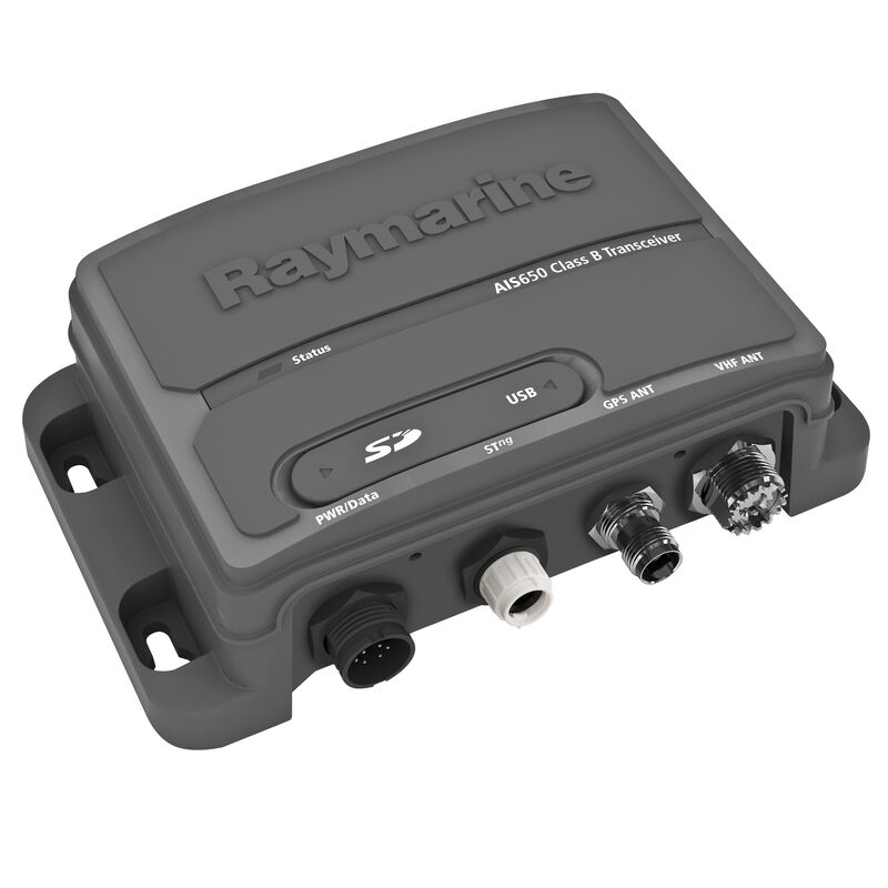 Raymarine AIS650 Class B Transceiver image number 1