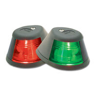 Perko Horizontal-Mount Side Lights, Black